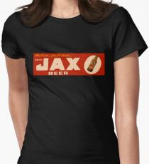 JAX BEER OF NEW ORLEANS Women's Fitted T-Shirt
