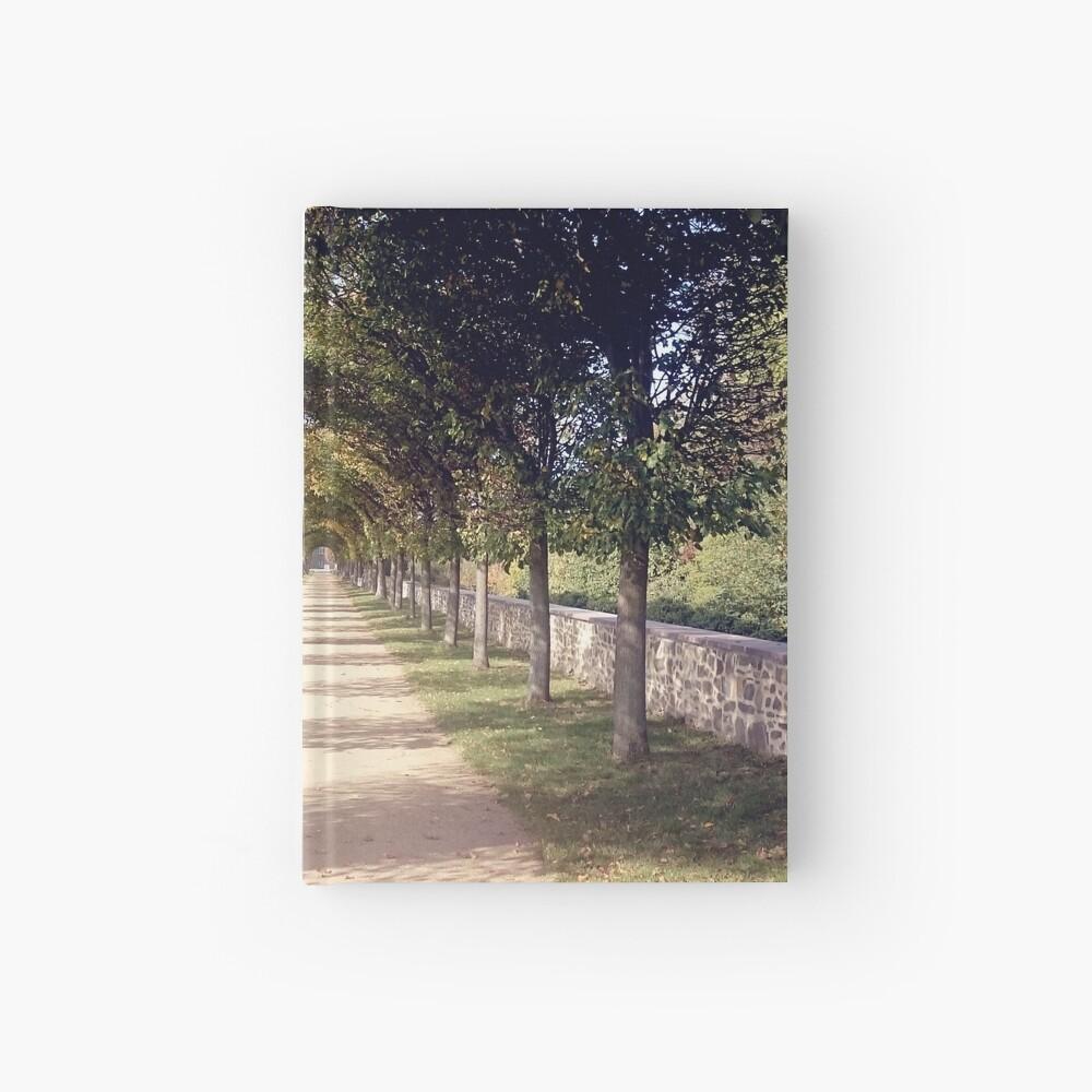 Park-Allee Notizbuch