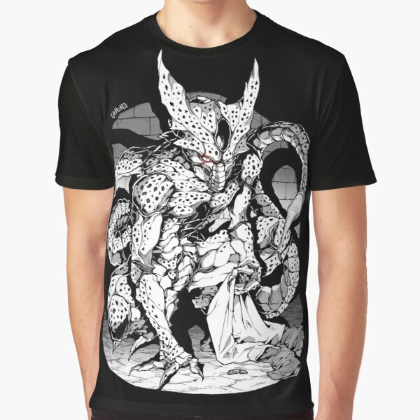 Imperfect Cell Graphic T-Shirt