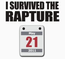 I Survived The Rapture (May 2011)