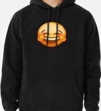 Laughing nervously Pullover Hoodie