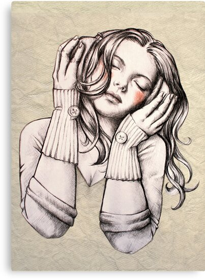 Feels Like the Wind Blows (b&w) by Sarah  Mac