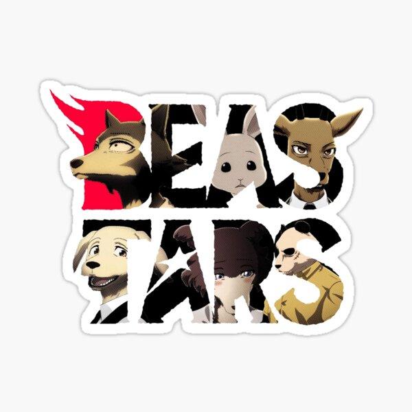 Beastars characters Sticker