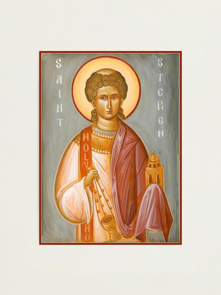 Alternate view of St Stephen II Photographic Print