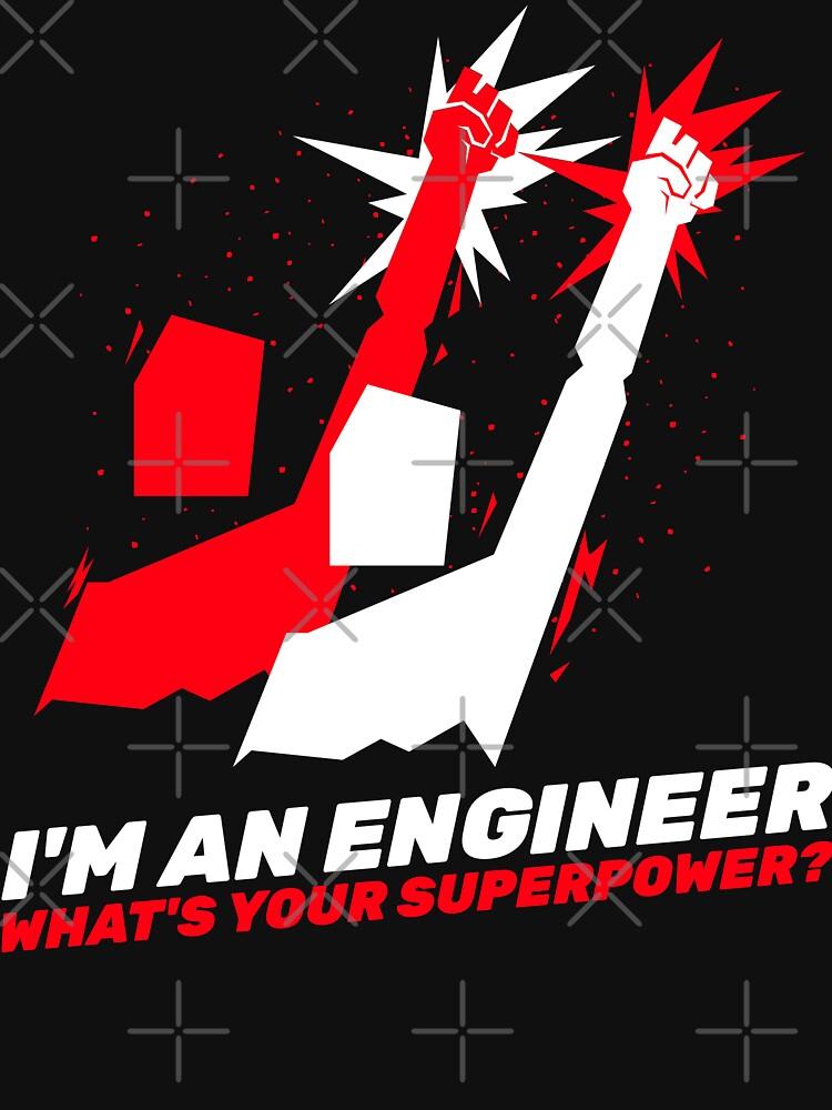 Engineering Superpower by ForEngineer