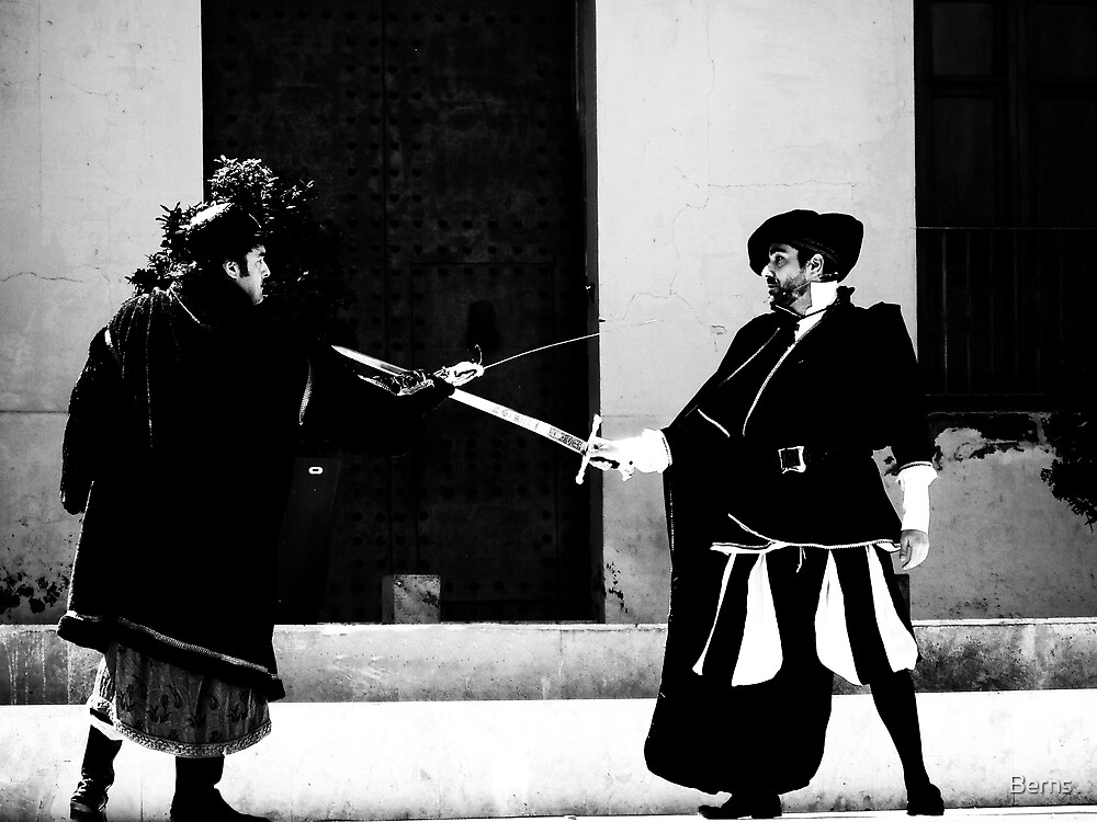 The Duel... by Berns
