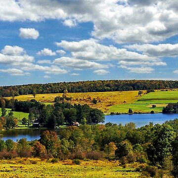 New York Countryside by rollosphotos