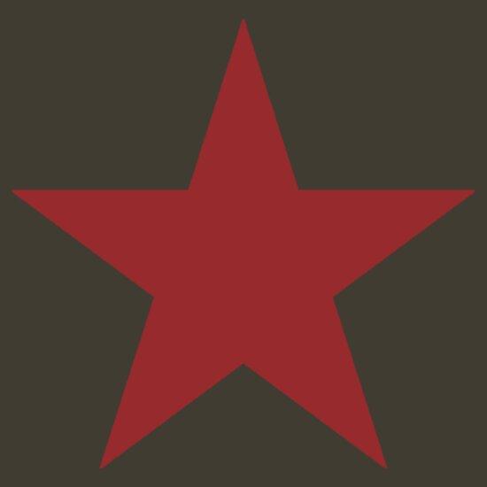 TShirtGifter presents: La Estrella Roja