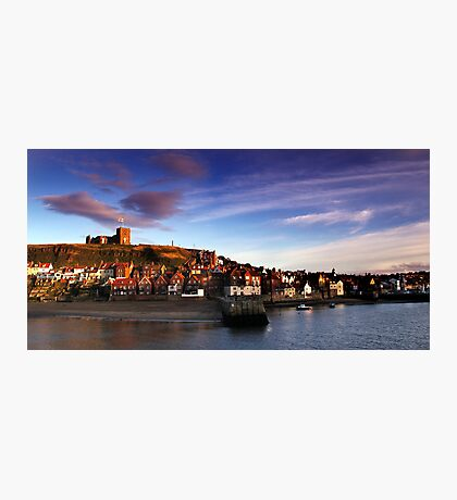 Old Whitby Photographic Print
