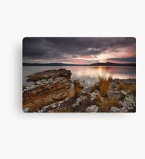 Abels Bay Sunset #4 Canvas Print