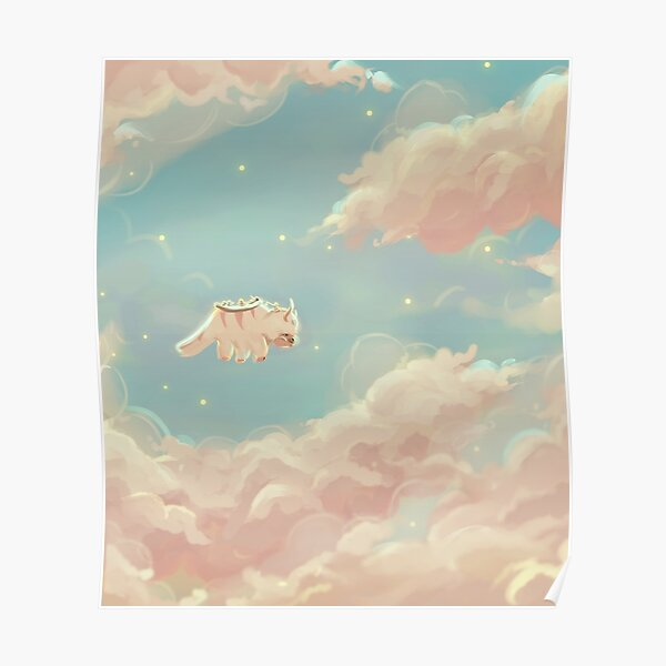dreamy appa poster v.2 Poster