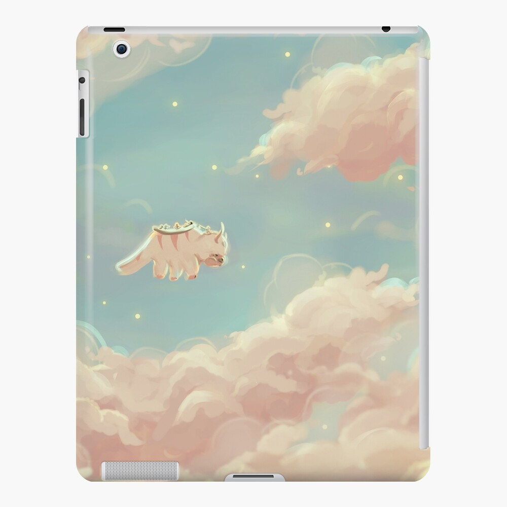 dreamy appa poster v.2 iPad Case & Skin