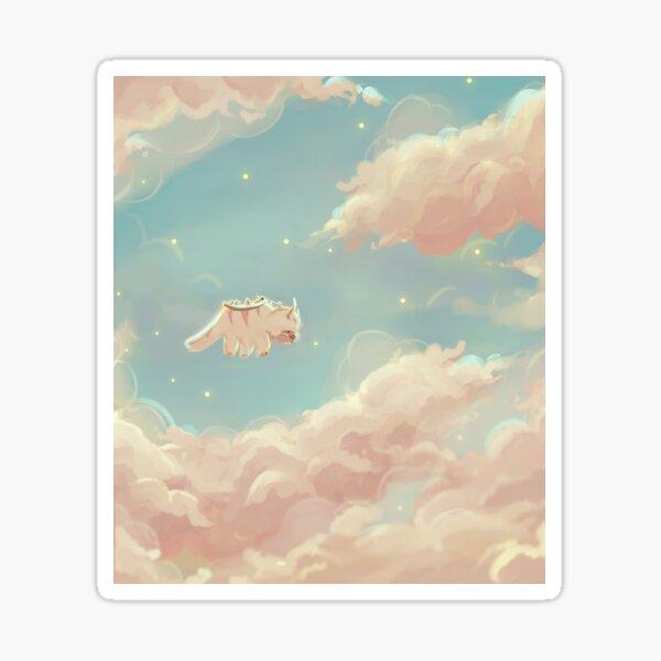 dreamy appa poster v.2 Sticker