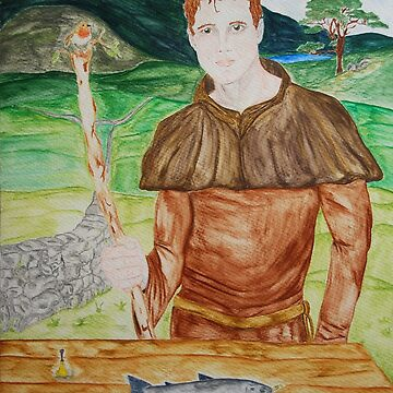 Saint Mungo by TriciaDanby