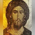 Christ Pantocator by mindprintz