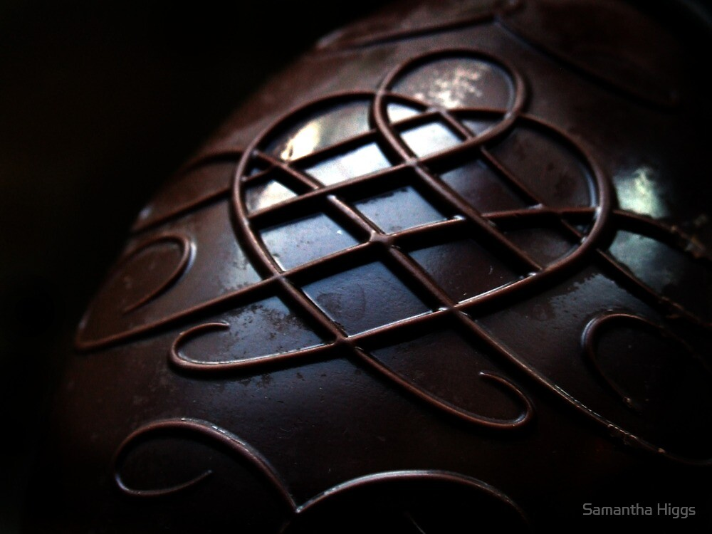 Love of Chocolate by Samantha Higgs