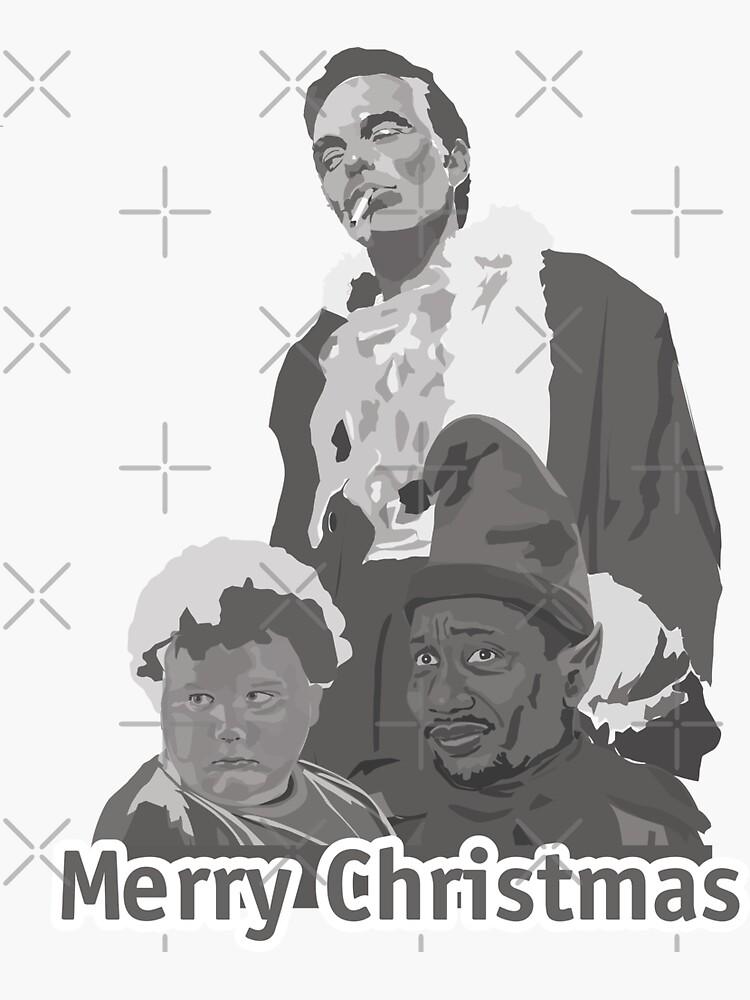 merry christmas bad santa by mayerarts