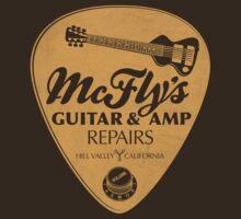 McFly's Repairs - Orange