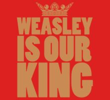 TShirtGifter Presents: Weasley is our King