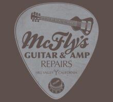 McFly's Repairs - Grey