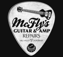 McFly's Repairs - White