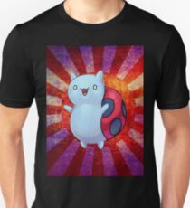 Catbug Parade Slim Fit T-Shirt