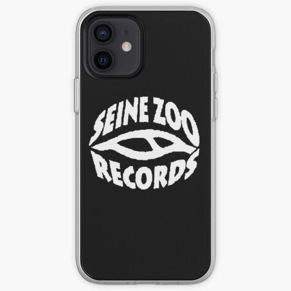 Seine Nekfeu Zoo record Coque souple iPhone