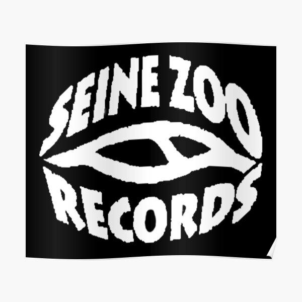 Seine Nekfeu Zoo record Poster