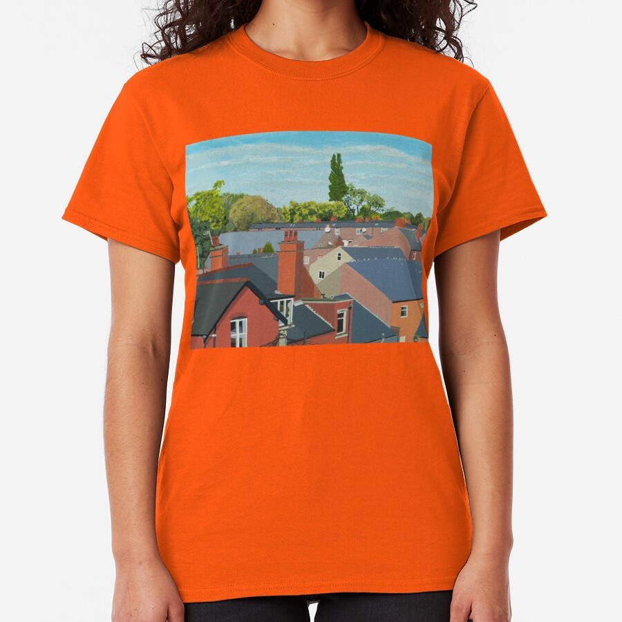 Manchester Rooftops Classic T-Shirt