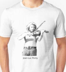 Jean-Luc Ponty Unisex T-Shirt