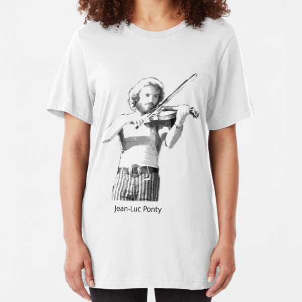 Jean-Luc Ponty Slim Fit T-Shirt