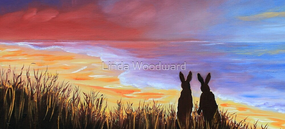 Hare Today Gone Tomorrow! by Linda Woodward