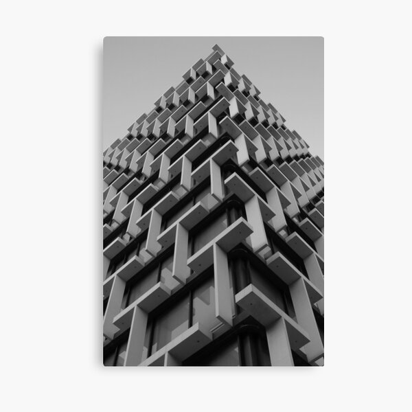 Council House Architecture Canvas Print