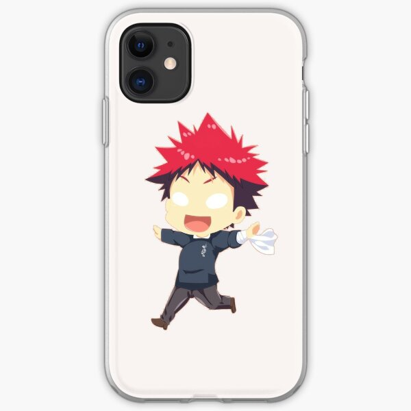 Little Soma Yukihira Food Wars iPhone Soft Case
