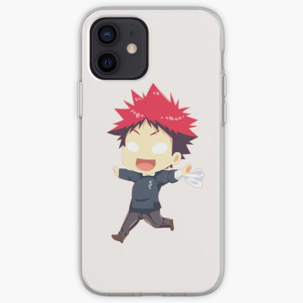 Little Soma Yukihira Food Wars iPhone Soft Case