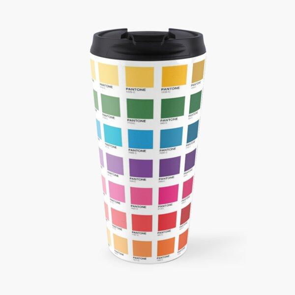 Nuances de couleurs Pantone Mug isotherme