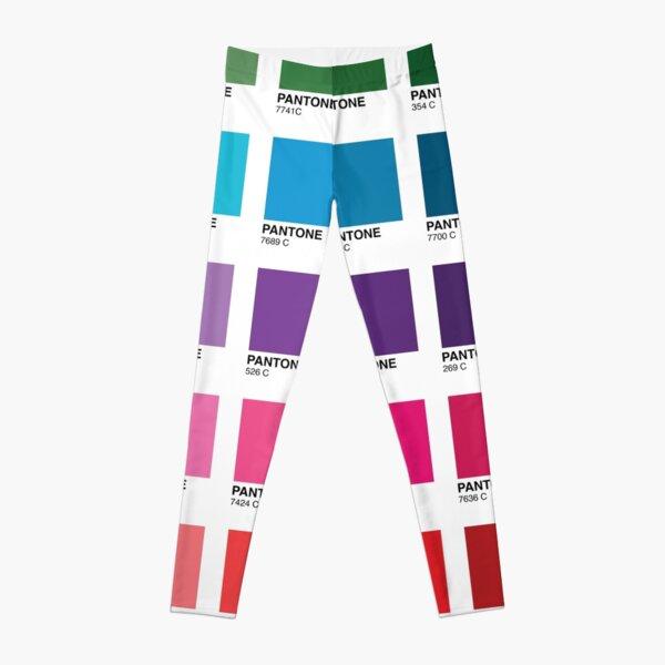 Shades of Pantone Colors Leggings