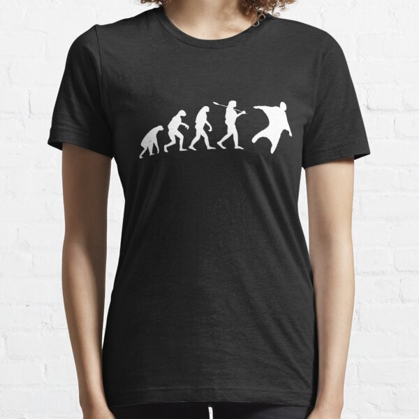 The Best Wingsuiting Evolution Apparel Essential T-Shirt