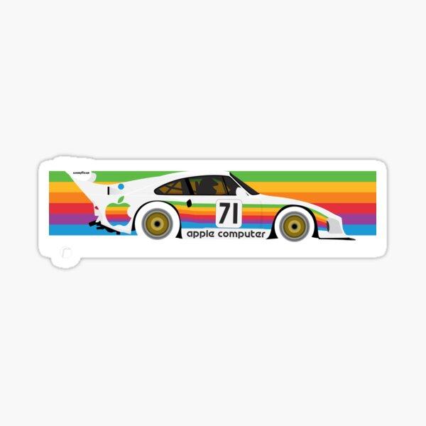 Porsche 935 | Le Mans 1980 Sticker