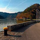 Sunny afternoon at the harbour | landscape photography by Patrick Jobst