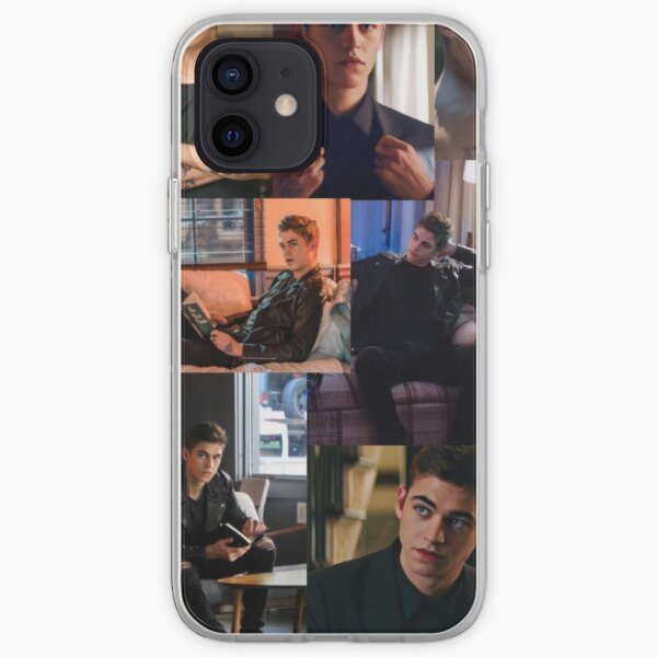 Hardin Scott Photo Modifier Coque souple iPhone