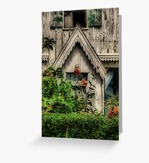 Sweet Chalet Greeting Card