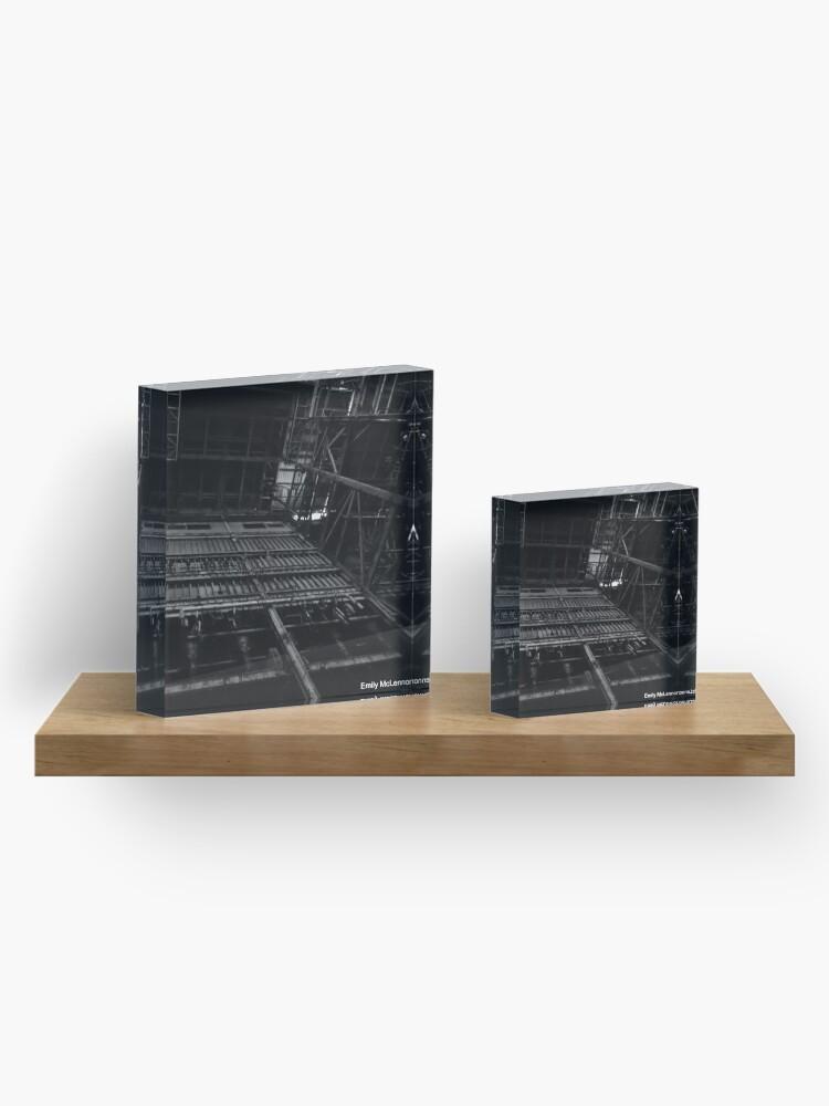 Alternate view of The Hearn Acrylic Block