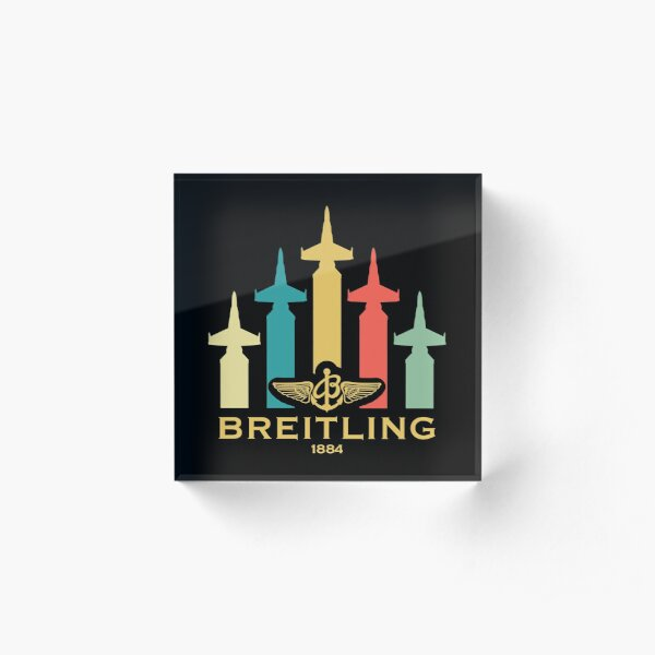 BREITLING - RETRO STYLE Acrylic Block