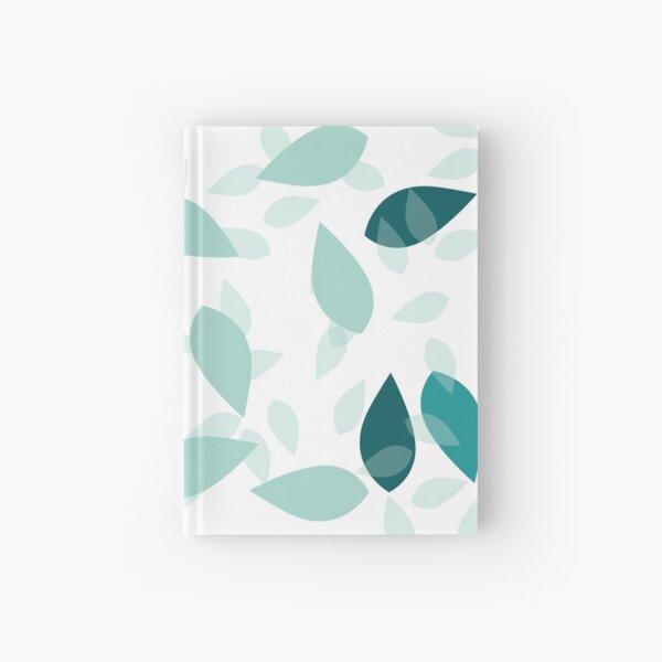 Blue Leaf Carnet cartonné