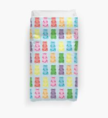 Gummy bear print pillow Duvet Cover