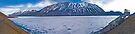 Tagish Lake and Mt Conrad Pan by Yukondick