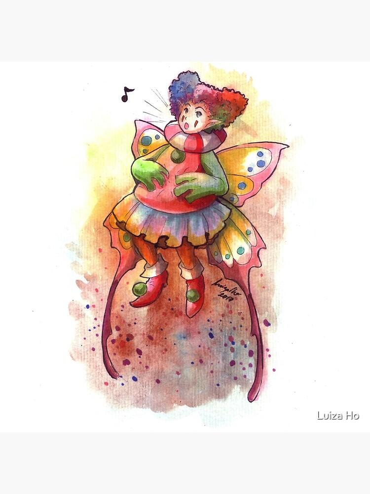 The Squeak Fairy by teapotsandhats