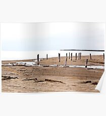 Sauble Beach 2 - Lake Huron - Ontario Poster