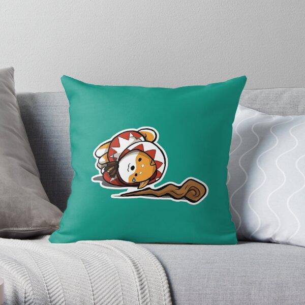 Protect your Healer Throw Pillow